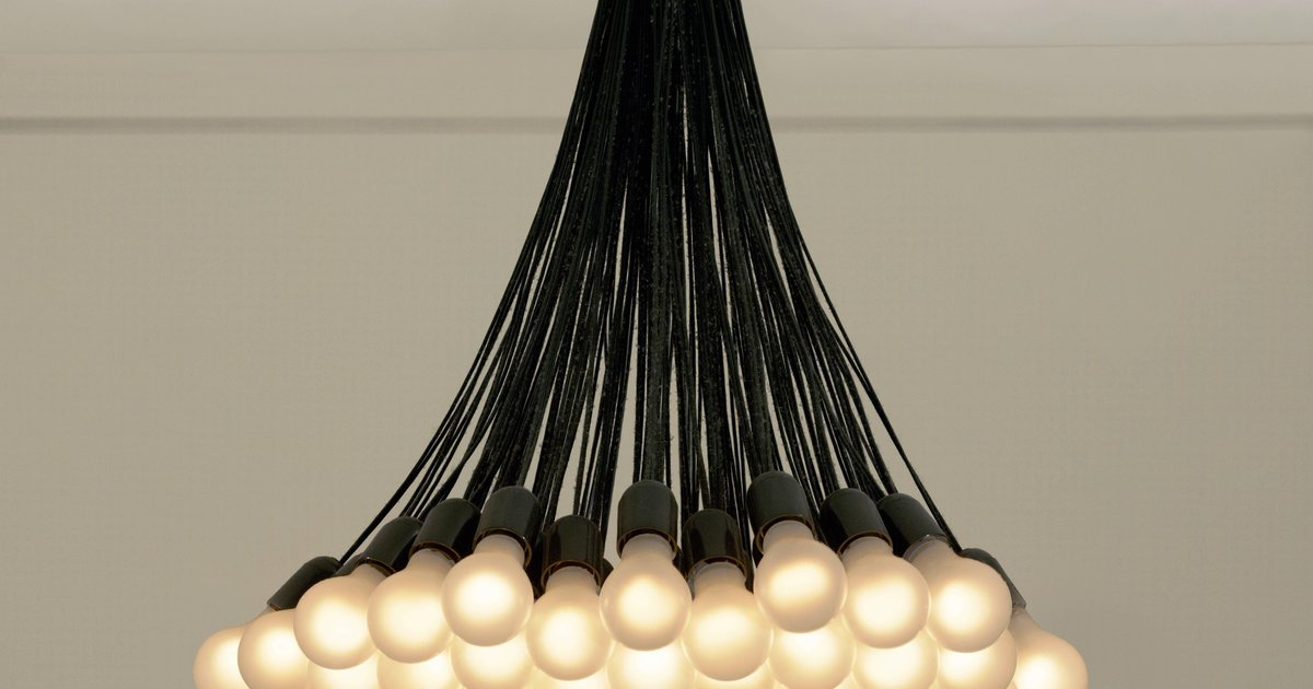 Rody graumans chandelier 85 lamps 1993 sfmoma aloadofball Choice Image