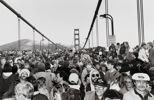 Golden Gate Bridge Fiftieth Anniversary