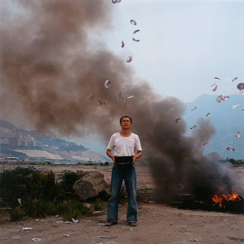 image of 'Fengjie, from the series The Three Gorges'
