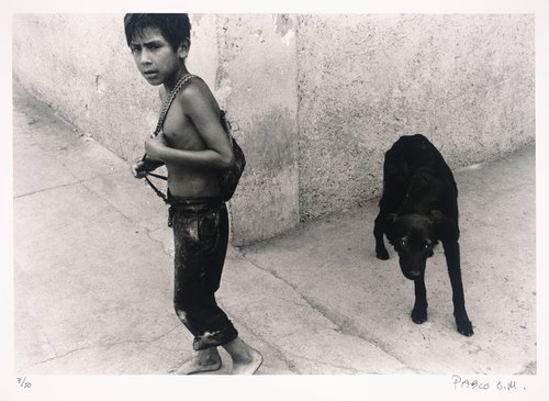 Niño obrero, México (Child Laborer, Mexico)