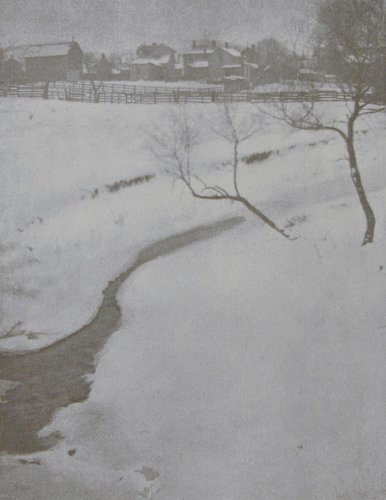 Winter Landscape, from Camera Work, Number 3, July 1903