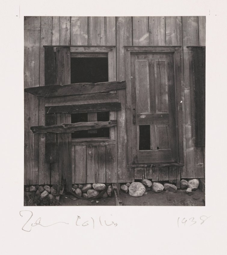 image of 'Untitled [Boarded window]'