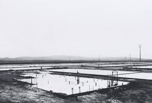 Foundation Construction, Many Warehouses, 2892 Kelvin, Irvine, from the portfolio The New Industrial Parks near Irvine, California