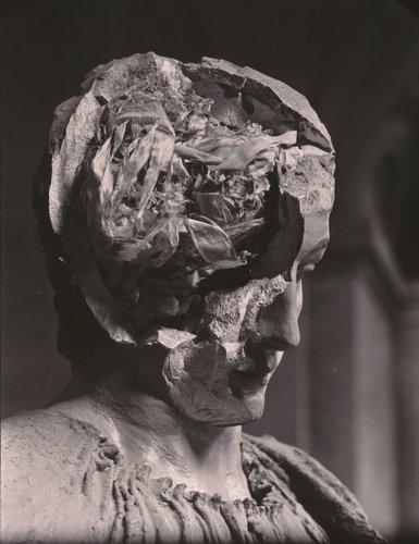 Sádrová hlava (Plaster Head)