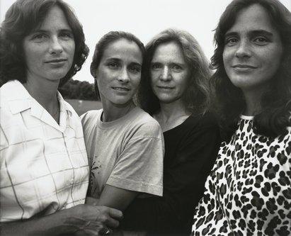 Image for artwork The Brown Sisters, Wellesley, Massachusetts