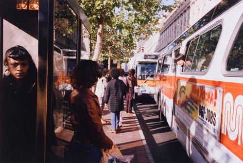 San Francisco, California, Market Street, from the portfolio Analog Days