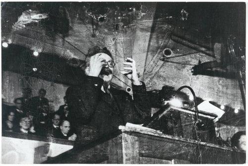 Trotsky in Copenhagen