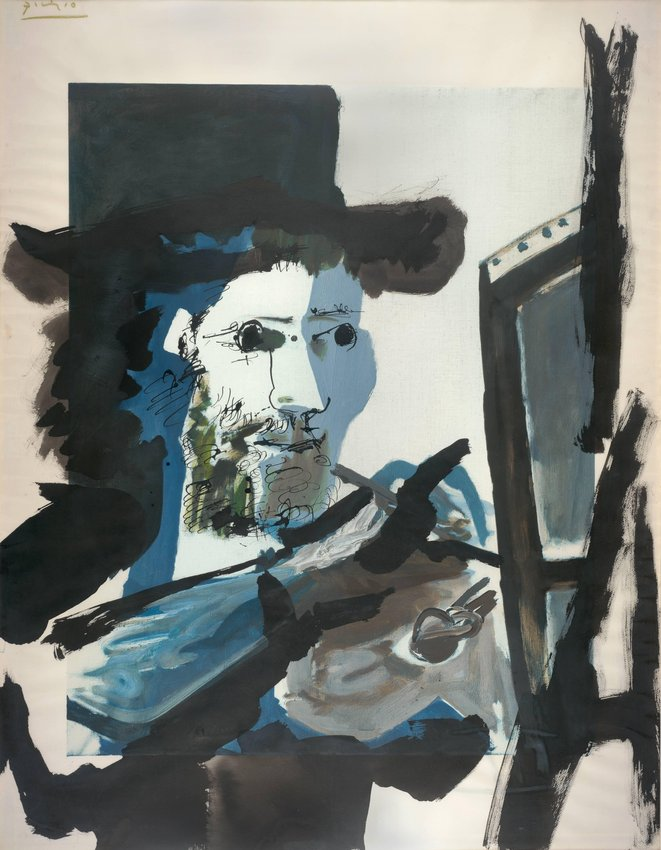 image of 'Le Peintre (The Painter)'