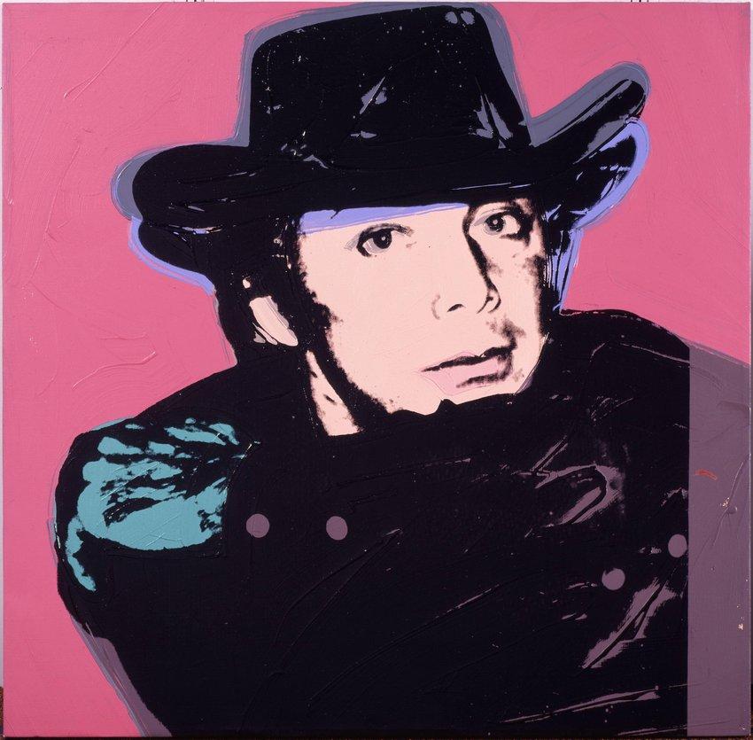andy warhol paul anka 1976 - Andy Warhol Lebenslauf