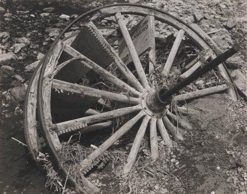 Wheel, Partington Canyon