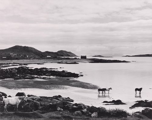 Tir A'Mhurain, South Uist, Hebrides, from Paul Strand: Portfolio Four