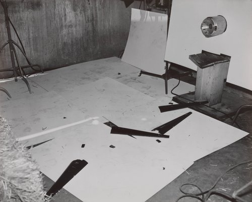 Untitled, from the series Evidence