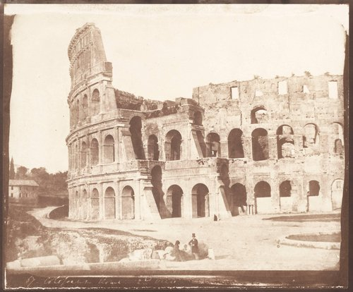 Colosseum, Rome, Second View