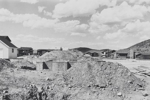 Prospector Village, Lot 105, looking North, from the portfolio Park City