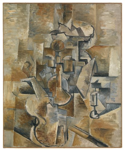 life and work of george braque This exhibition is the first in-depth study of still life in georges braque's career after he pioneered cubism braque's work in the 1920s included small.