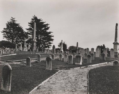 Cemetery, San Francisco