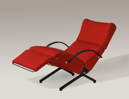 Lounge chair, model P40