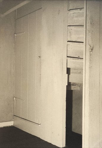 Doylestown House - Closet, Stairs