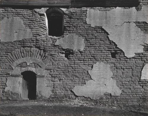 Wall, San Antonio Mission