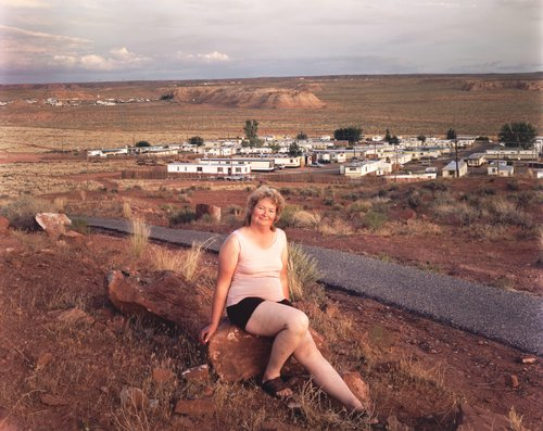 Page, Arizona, August 1983