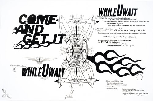 While You Wait: Come and Get It poster