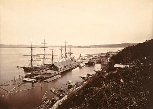 New Tacoma, Washington, Puget Sound