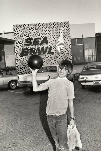 Cousin Chris at Sea Bowl, from the series The Jangs