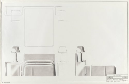 Bedroom furniture designs for Mr. David Sandberg