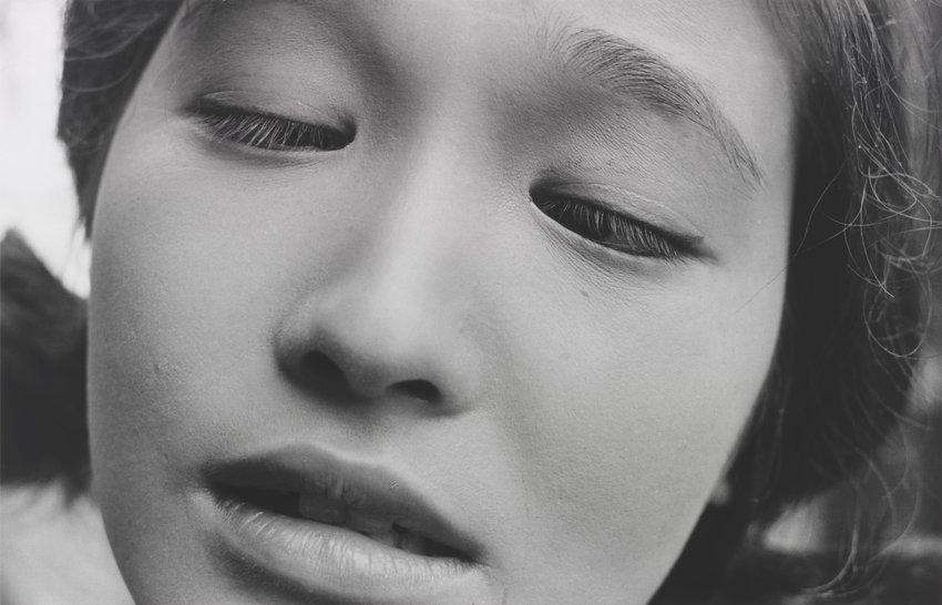 image of Eiko Oshima, Actress in the Film Shiiku (Prize Stock)