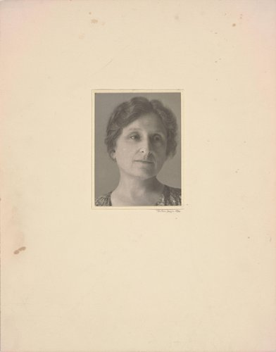 Portrait of Mrs. Louis Samuels