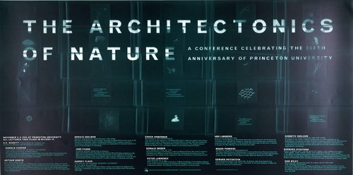 The Architectonics of Nature: A Conference Celebrating the 250th Anniversary of Princeton University