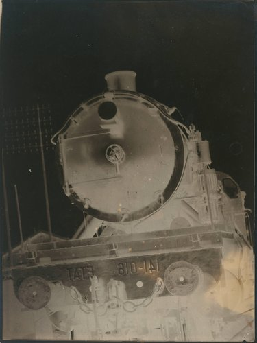 Untitled [Train], from Banalité
