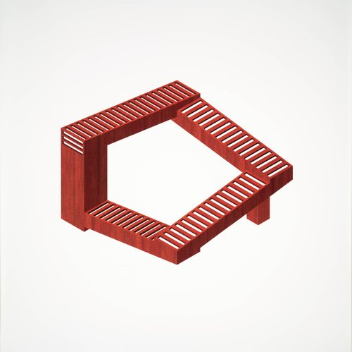 Speaking Architecture [Museum isometric]