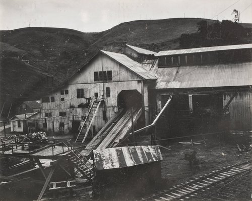 Mill at Albion, California