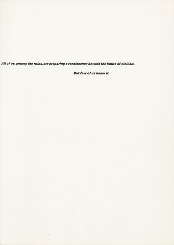The Rebel Albert Camus: Twenty-Five Typographic Meditations [page 7]