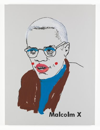 Malcolm X (small version 1) #1