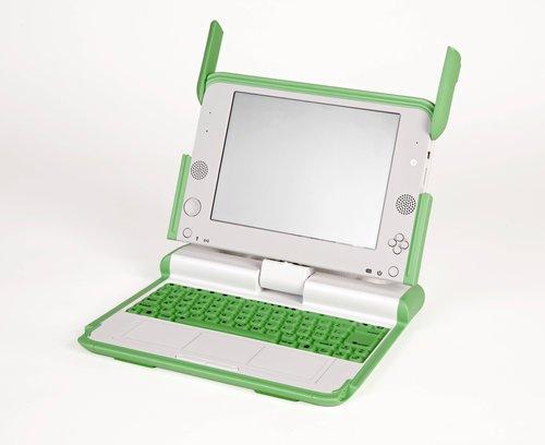 XO laptop computer