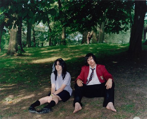 Sefton Park, Liverpool, England, June 10, 2006 [A]