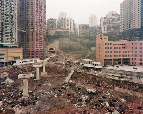 Yihaoqiao, Yuzhong District, Chongqing, from the series History Images