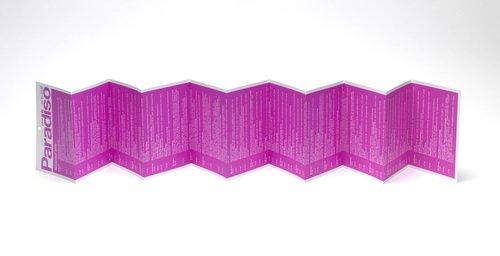 Paradiso leaflet [purple]