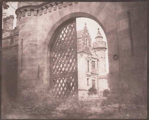 Entrance Gate, Abbotsford
