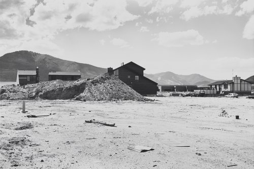 Prospector Village, Lot 108, looking Northwest, from the portfolio Park City
