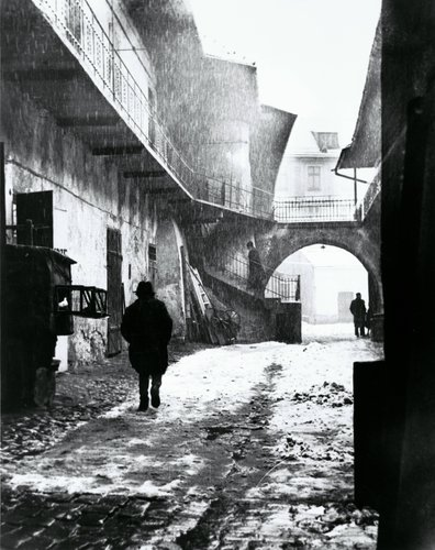 Entrance to the Old Ghetto, Cracow, from the series Polish Jews