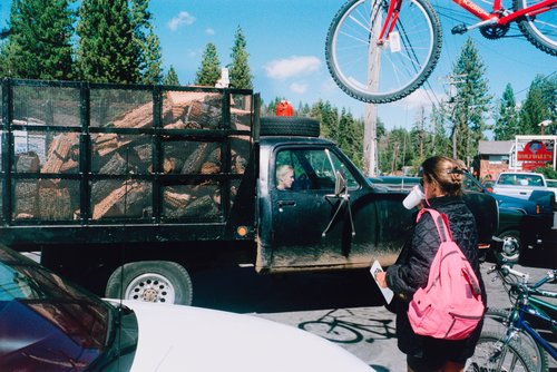 Tahoe City, California, from the portfolio Analog Days