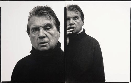 Francis Bacon, Artist, Paris, 4/11/79