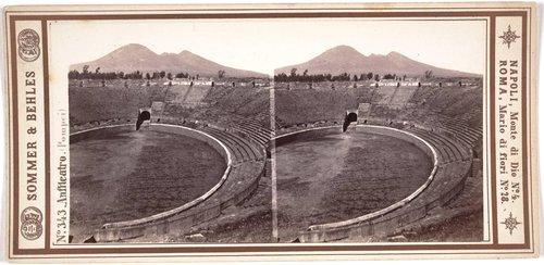 Anfiteatro, Pompeii (Amphitheater, Pompeii)