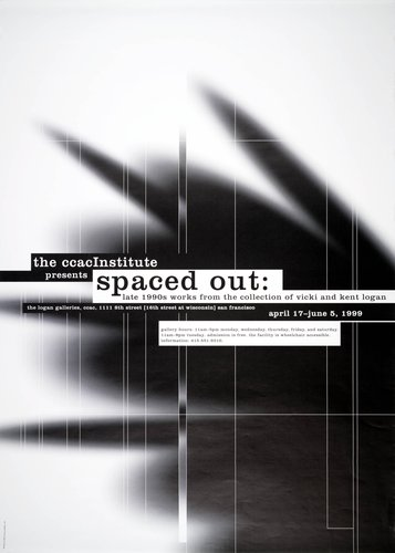 The CCAC Institute Poster: Spaced Out