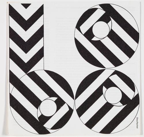 San Francisco Museum of Art program guide, January 1968
