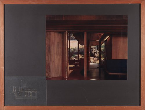 House for Fred and Eve Ludekens, Belvedere, California [64]