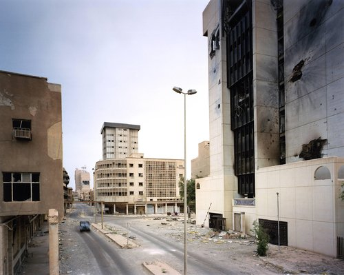 Rashid Street, Central Baghdad, from the series Scenes from a Liberated Iraq